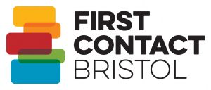 First Contact Bristol Logo