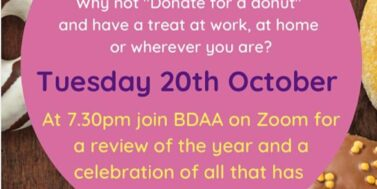 'Donate for a Donut' and support Bristol Dementia Action Alliance's important awareness-raising work.